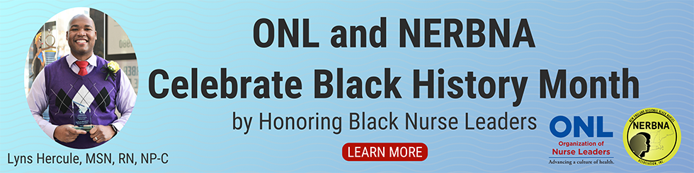 Celebrating Black History month with Lyns Hercule, MSN, RN, NP-C.